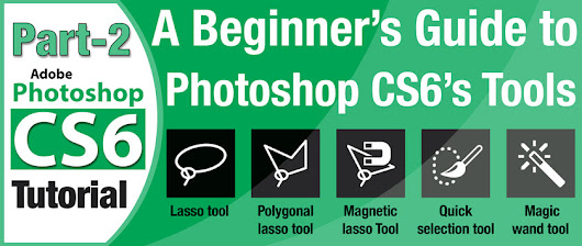 A Beginner's Guide to Photoshop CS6 Tools - Part 2 - Clipping Path India