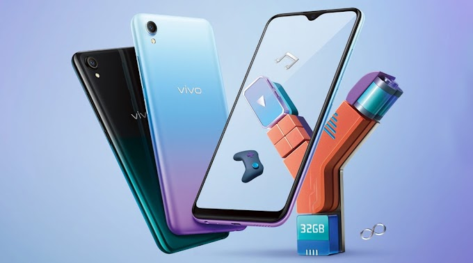 New Vivo Y1s: the cheapest with a great battery