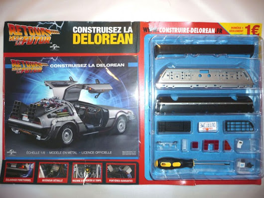 construire-delorean - Page 2 - RVLF ★ Retour Vers Le Futur (BTTF ★ Back To The Future)
