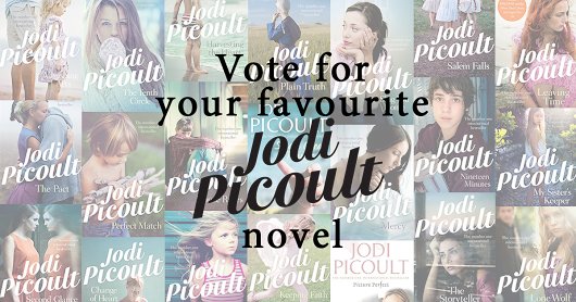 Vote for your favourite Jodi Picoult novel!