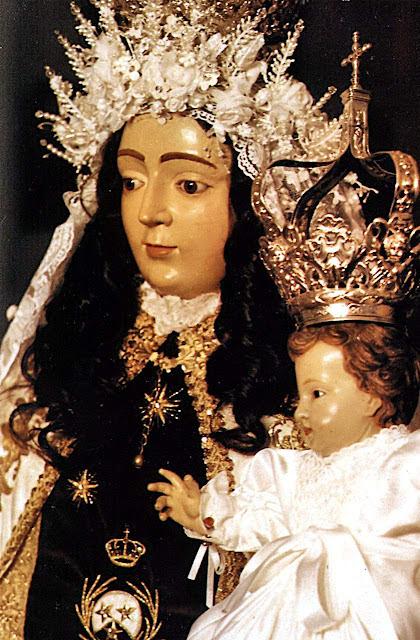 Nossa Senhora do Carmo, Sao Joao del Rei, Lourdes