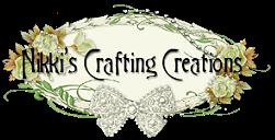 Nikki's Crafting Creations