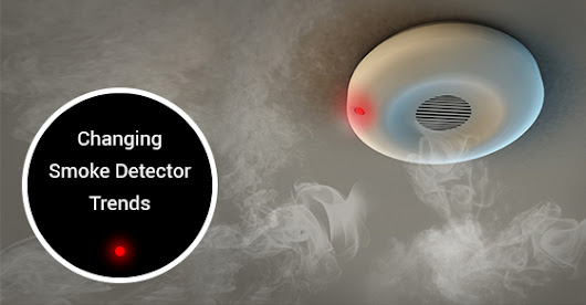 Latest Trends In Smoke Detectors | Canadian Security Professionals