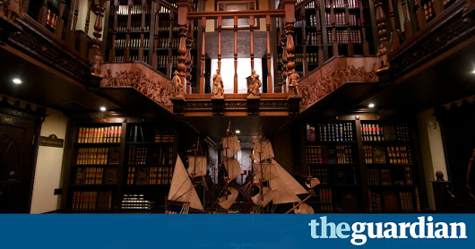 The most expensive library in the world? Book Capella opens for Russian elite | Books | The Guardian