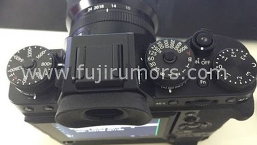 #VENDS Here's a look at Fujifilm's next major camera - We just published our review of the excellent...