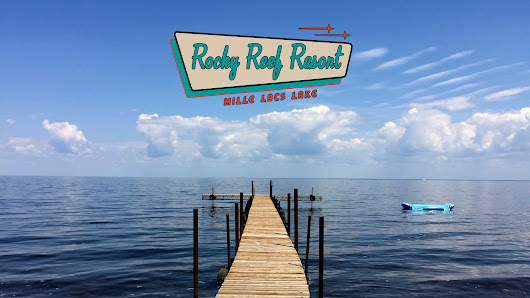 Rocky Reef Resort - Lakeside Bar & Grill, Cabin Rentals, Ice Fishing Rentals & RV Park Campground and Boat Launch on Lake Mille Lacs