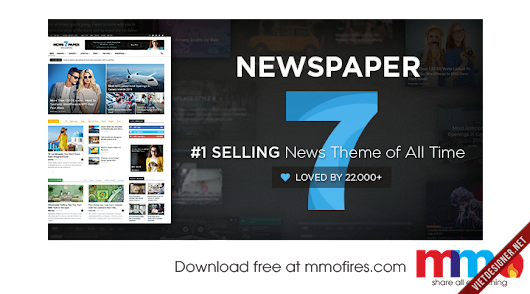 Download Theme Newspaper 7.1.1 – Premium WordPress Themes