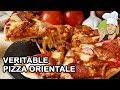Recette Pizza Orientale
