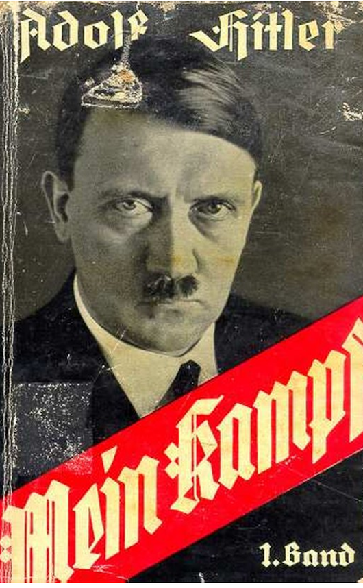 Orwell's review of Mein Kampf