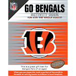 Go Bengals Activity Book [Book]