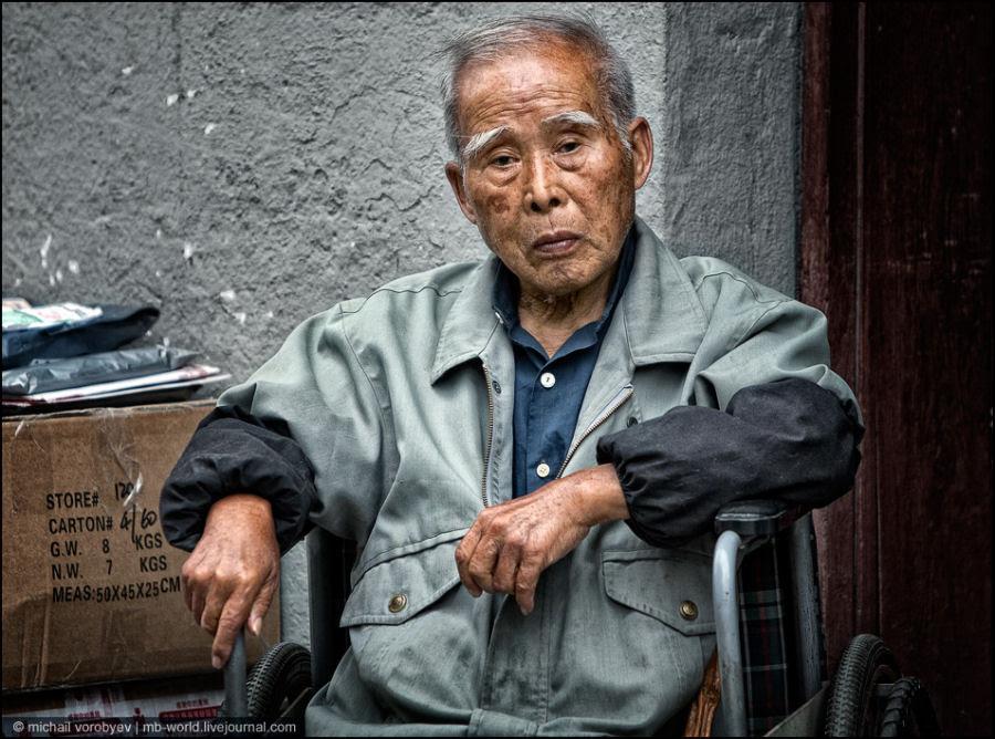 Favelas de Xangai 35