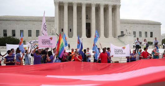 Same-Sex Marriage Is a Right, Supreme Court Rules, 5-4 - The New York Times