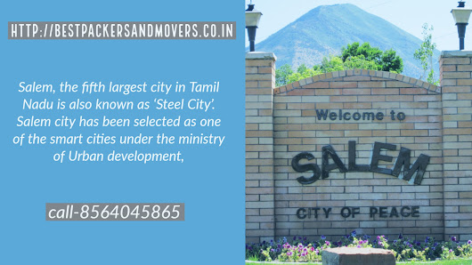 which are the best packers and movers in salem tamil nadu?
