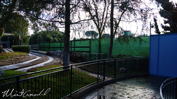 Disneyland Resort, Disneyland, Autopia, Finding Nemo Submarine Voyage, Refurbishment, Refurb