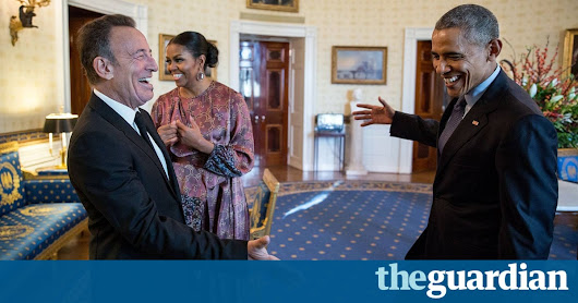 Is Obama's official White House photographer trolling Donald Trump? | US news | The Guardian