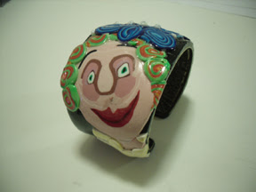Polymer Cane Face