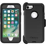 OtterBox - Defender Series Modular Case for Apple iPhone 7 & 8 - Black