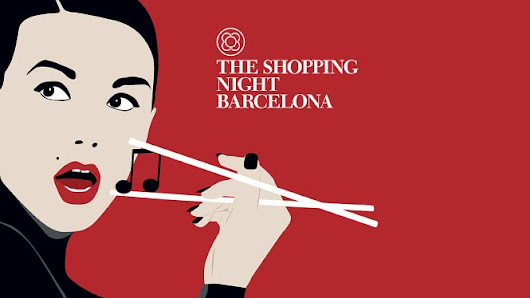 The Shopping Night in Barcelona | Barcelona-home Blog