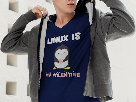 Linux Is My Valentine