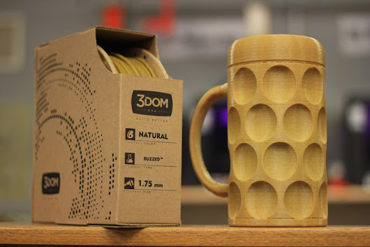 Now you can 3D print using beer