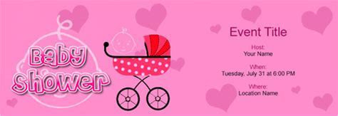 Free Baby Shower invitation with India?s #1 online tool