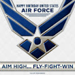 U.S. Air Force Celebrates 67th Birthday |