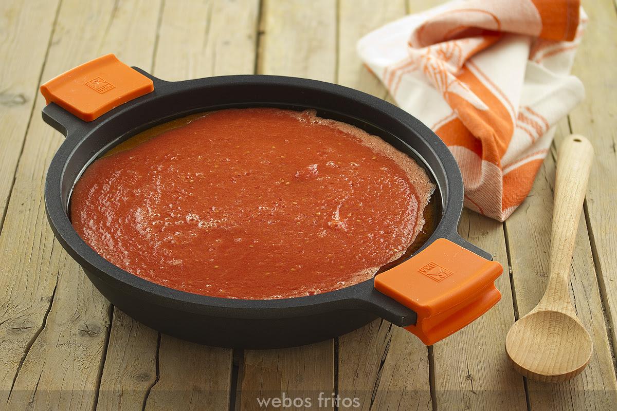 Resultat d'imatges de tomate frito