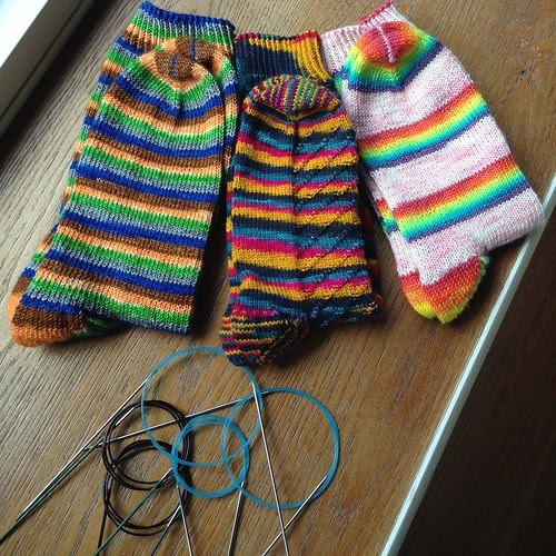 Commuter Knitter - Episode 98 - Take Two