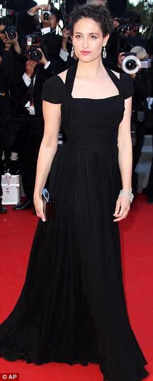 Actress Marie Gillain