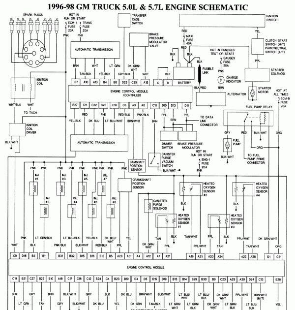 [DIAGRAM] 2005 Chevy Tahoe Engine Diagram