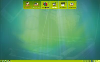 Linux Educacinal 4.0