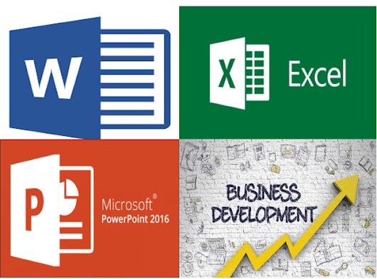 Learn Microsoft Word, Excel, Powerpoint And Business Development - NeedMyService