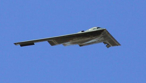 Mengenal B-2 Spirit, Bomber Maut Amerika Serikat