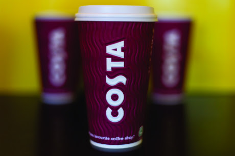 Costa unveils nationwide recycling scheme for cups