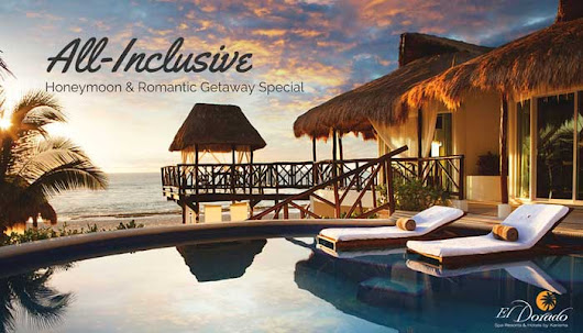 Exclusive All-inclusive Honeymoon and Romantic Getaway Special