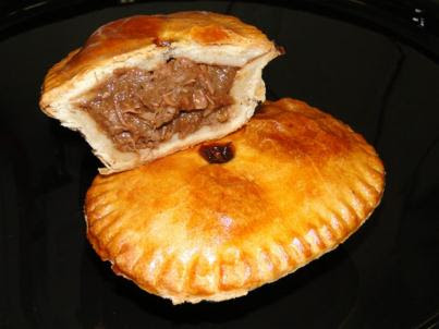 Foods of England - Steak Pie