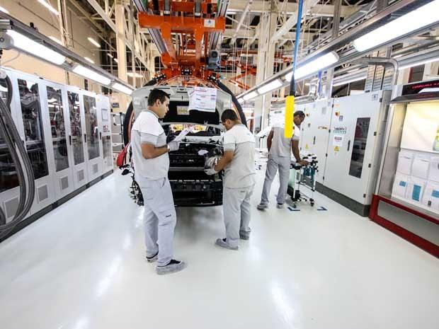 Expectativa é que o empreendimento esteja com 9 mil trabalhadores até o fim de 2015 (Foto: Divulgação / FCA)