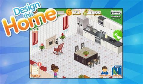mobile games  design home  test  interior