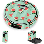 MightySkins IRRO690-Watermelon Patch Skin for iRobot Roomba 690 Robot Vacuum Watermelon Patch