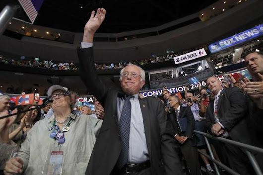 Why Bernie Sanders is the most popular politician in the United States