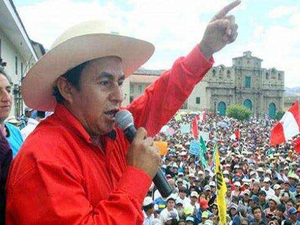 Gregorio Santos exige la renuncia de los ministros José Urquizo y Wilver Calle