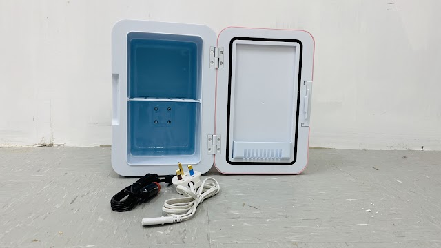 【家電介紹】迷你雪櫃有製冷、製熱功能 仲可車用、家用