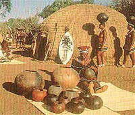 Zulu Culture   Zulu Food, Amazi and Beer