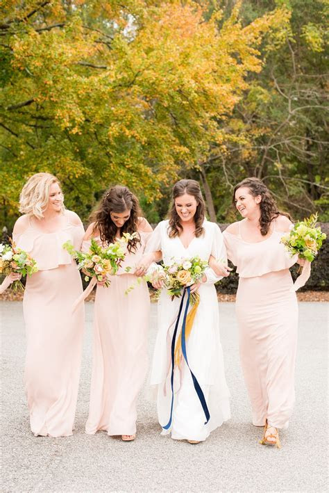 Mims House Boho Fall Wedding Photos ? Amanda   Justin