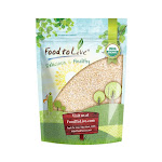 Organic Oat Bran, 2 Pounds - by Food to Live