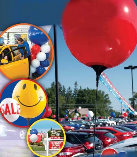 3 reasons for using giant advertising balloons for your business
