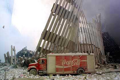 Coca-Cola no 11 de Setembro