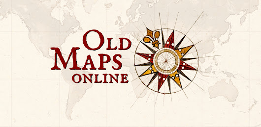 Old Maps Online