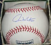 Autographed Paul Molitor Baseball - Hall Of Fame Jsa coa