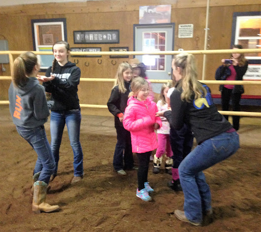 """Equine Eats"" Excites Kids About Horse Nutrition"